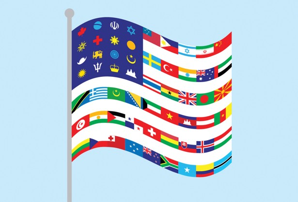 a discussion on the immigrants changing the american nation Read chapter 6 socioeconomic dimensions of immigrant integration: the united states prides itself on being a nation of immigrants, and the country has a l.