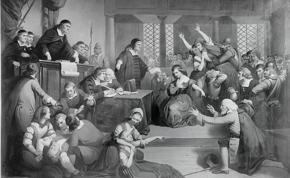 the importance of theocracy and power in a puritan society The story of the puritans coming to power back in even theocratic sort of society for the puritans their puritan history is very important for.