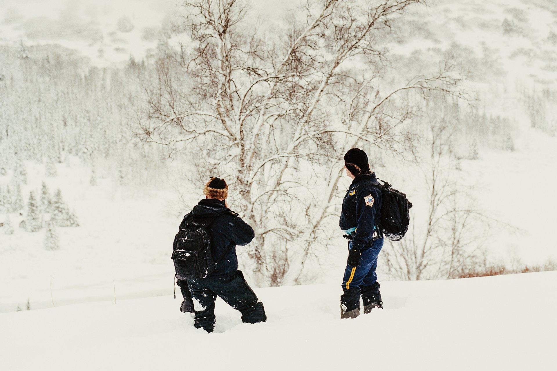 The Mystery Of Why People Go Missing In Alaska The Atlantic