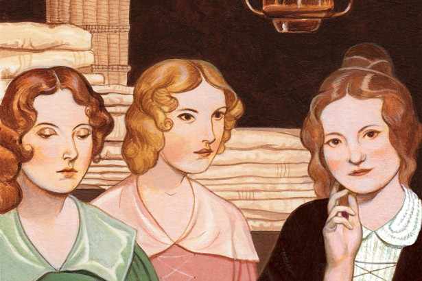 theme of education in charlotte brontes The professor was the first novel by charlotte brontë  novel the reader familiar  with her other works will soon recognize familiar themes - schools, belgium,.