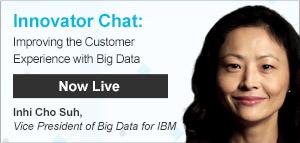 Big Data -- Innovator Chat Promo -- Landing Page