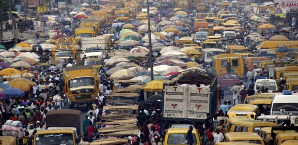 traffic jam in lagos state nigeria A major implication of the perennial traffic congestion in lagos is its cost on the finances of the state and the residents  traffic jam for over four hours at mile 2, while returning home .
