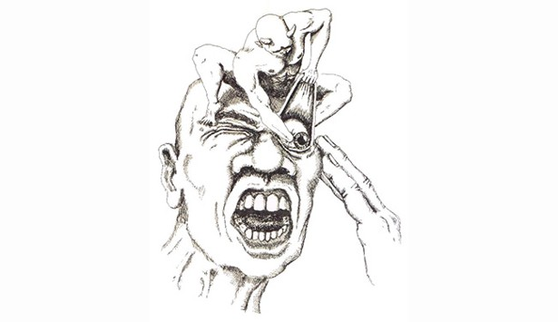 cluster headaches  the worst possible pain