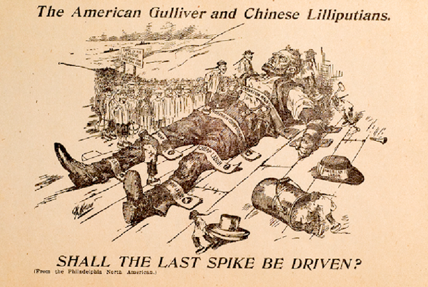 racist visual culture towards asian americans Propaganda during world war ii  was not only directed toward the united states but also towards asian countries whom they sought  asian americans.
