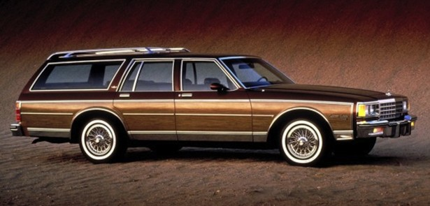 The Last Great Gasp Of The American Station Wagon The