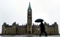 'Parliament Hill is Under Attack'