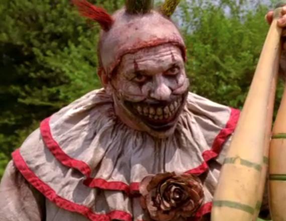 Scary Clowns Ar...