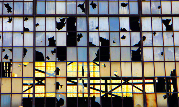 broken window theory police work