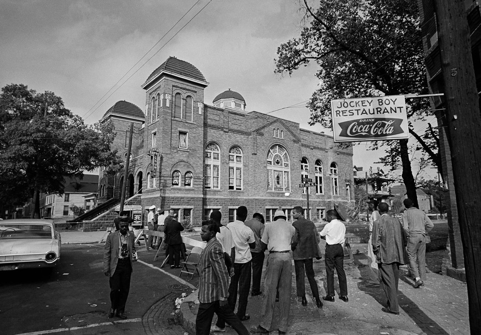 From 16th Street Baptist in Birmingham to Mother Emanuel: How America Responds to Attacks on ...