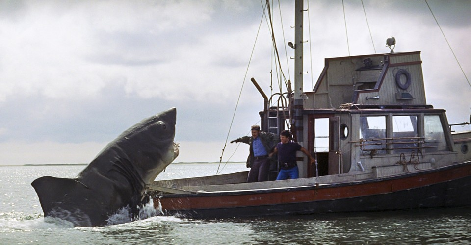 In an Age of 'Jurassic World,' Spielberg's 'Jaws' Is Still a Masterpiece - The Atlantic