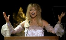 Michael Eisner to Goldie Hawn: Most Beautiful Women Can't Be Funny