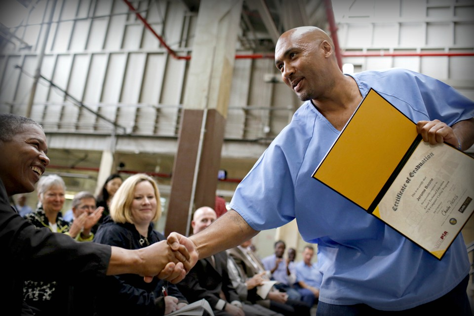 essay on prison education Ielts essays online with comments by some people think that the best way to reduce crime is to give longer prison free university education.