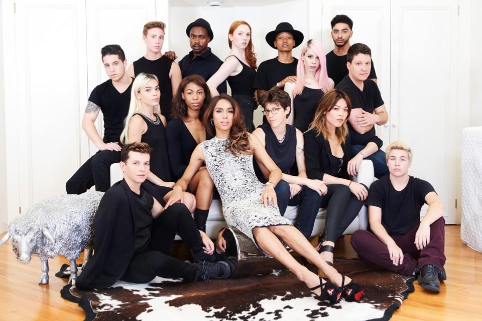 Inside new york 39 s first transgender modeling agency the for New york modeling agencies