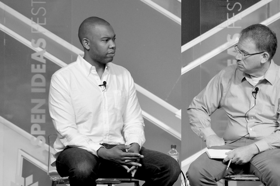 Interview with :   Ta-Nehisi Coates, Journalist and writer