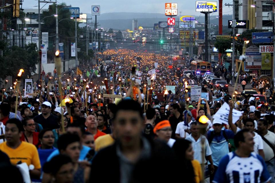 Борьба обостряется в Латинской Америке – как и повсюду