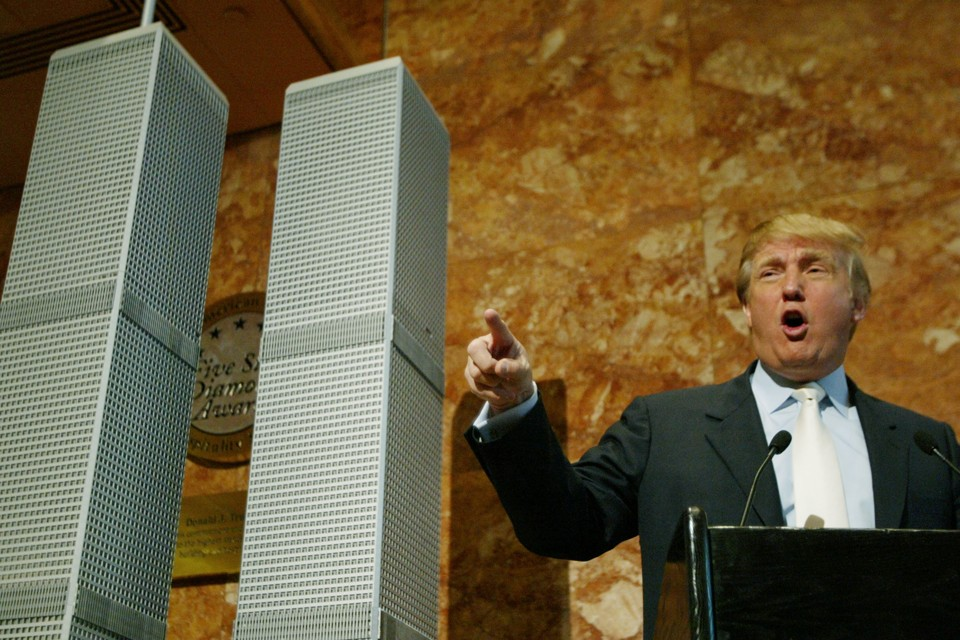 Donald Trump, George W. Bush, and Responsibility for 9/11 ...