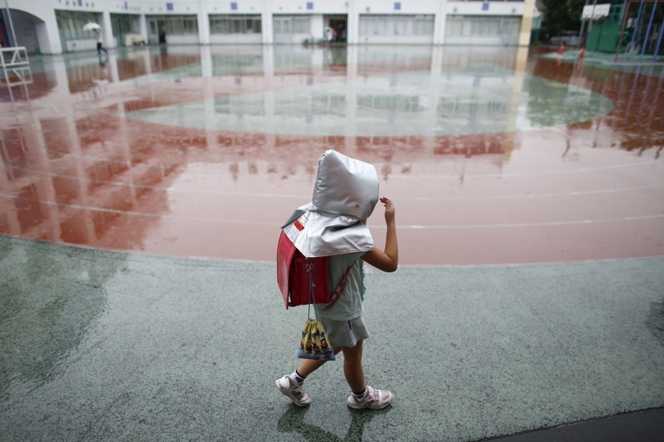 Why japanese kids can walk to school alone the atlantic