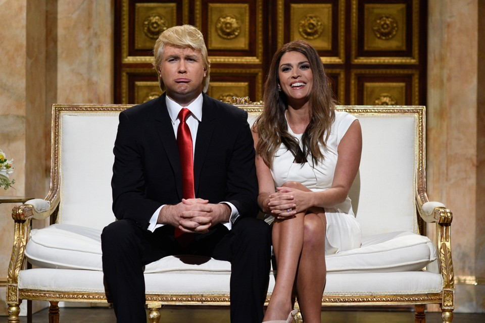 Will Donald Trump Be Able to Laugh at Himself on 'Saturday Night Live ...