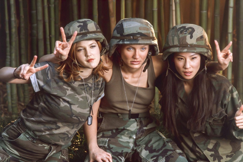 The Joy of the 'Charlie's Angels' Reboot, 15 Years Later ... Charlies Angels 2000