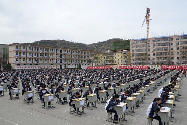 A Shifting Education Model in China