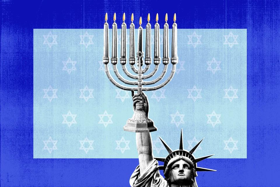 How American Jews Ruined Hanukkah The Atlantic
