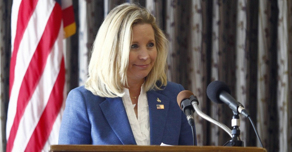 Liz Cheney Runs for Office in Wyoming Again - The Atlantic