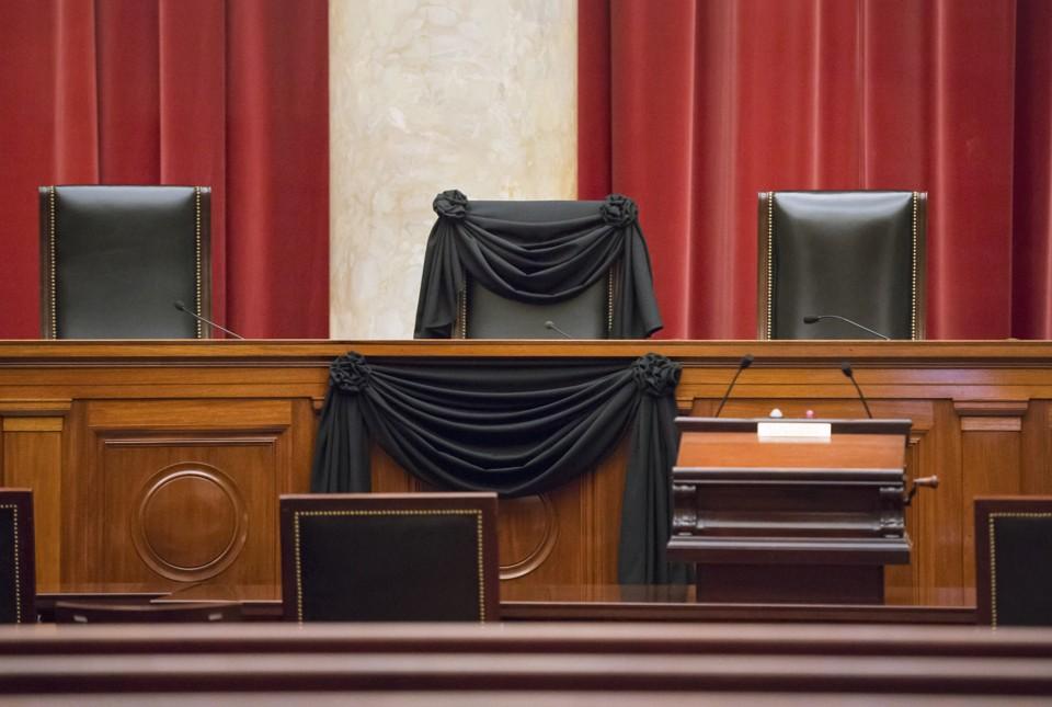 Doomed Senate nominee for SCOTUS