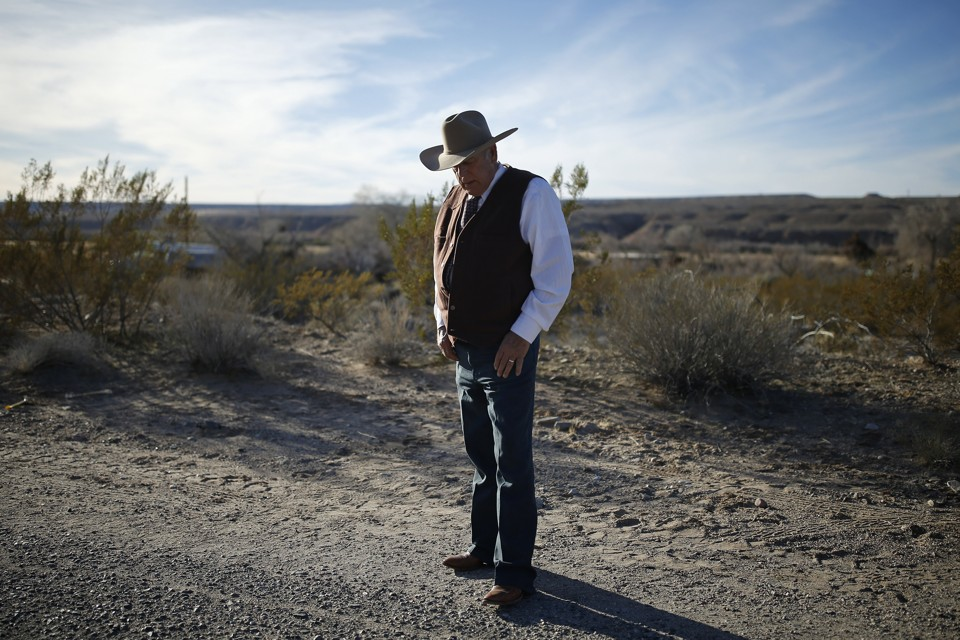Ammon Bundy Recorded Message to Last Oregon Holdout