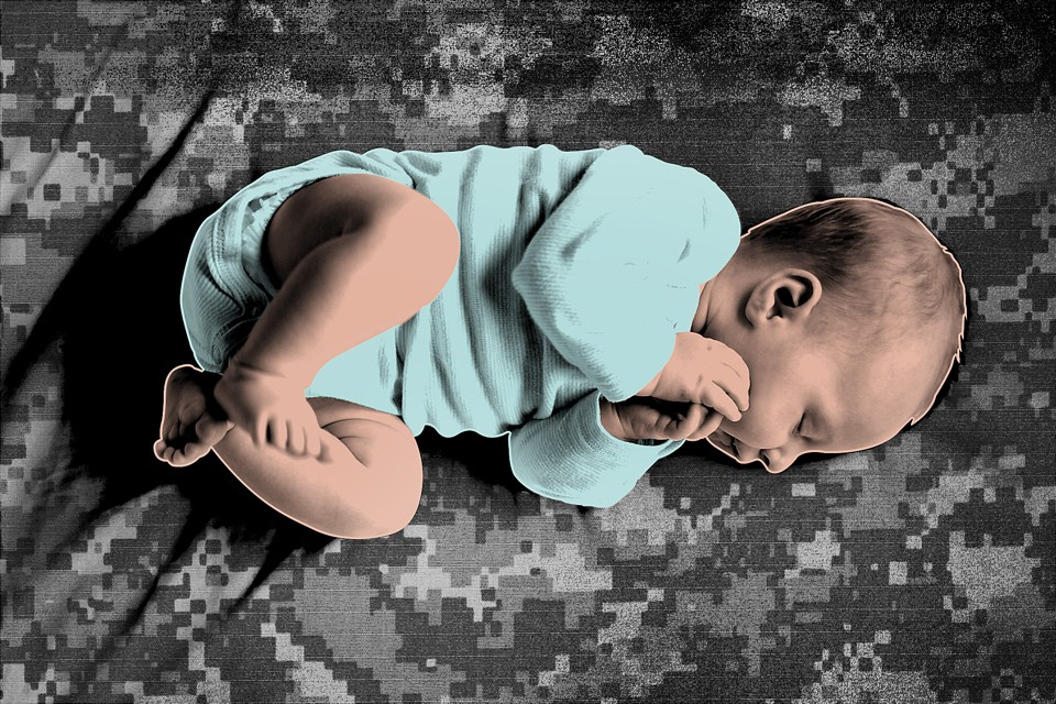 Military doesn't take care of its sickest kids