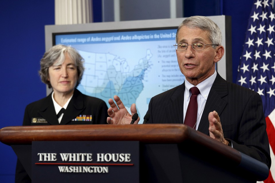 The Obama Administration's Zika Offensive