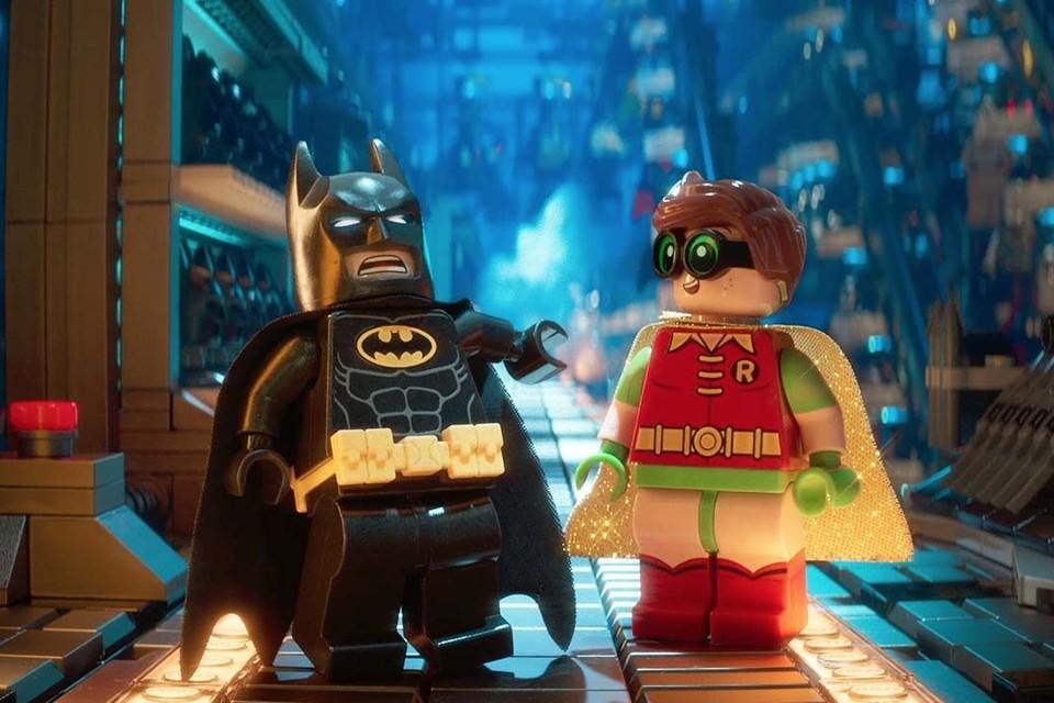 The LEGO Movie: Glue Escape Racing Game - Graj online