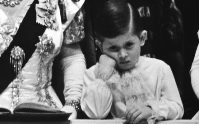 Queen Reveals She Was Bored During Her Father's Coronation