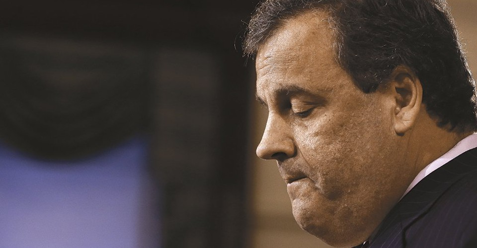 Stick a fork in chris christie the atlantic