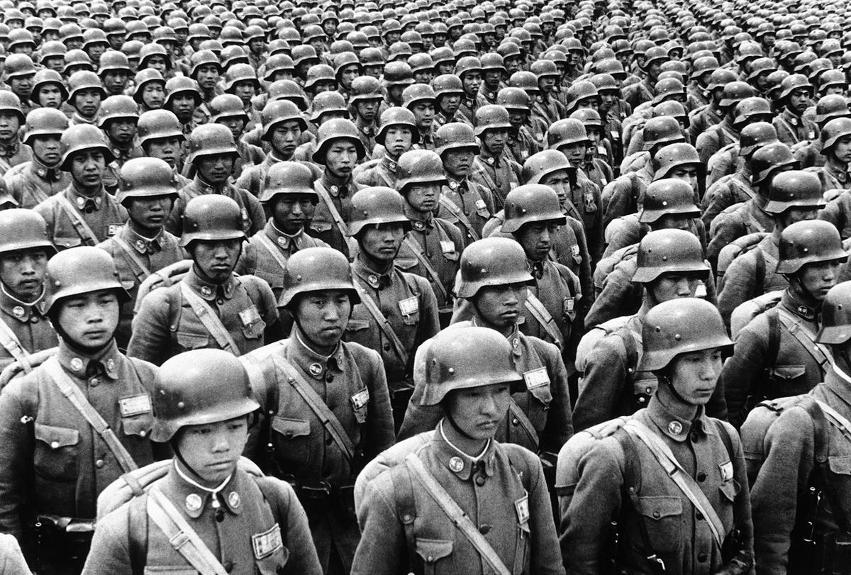 world war ii the biggest conflict World war ii: conflict spreads around the globe alan taylor  some 6,000 palestinian arabs signed up with the british army during the course of world war ii .