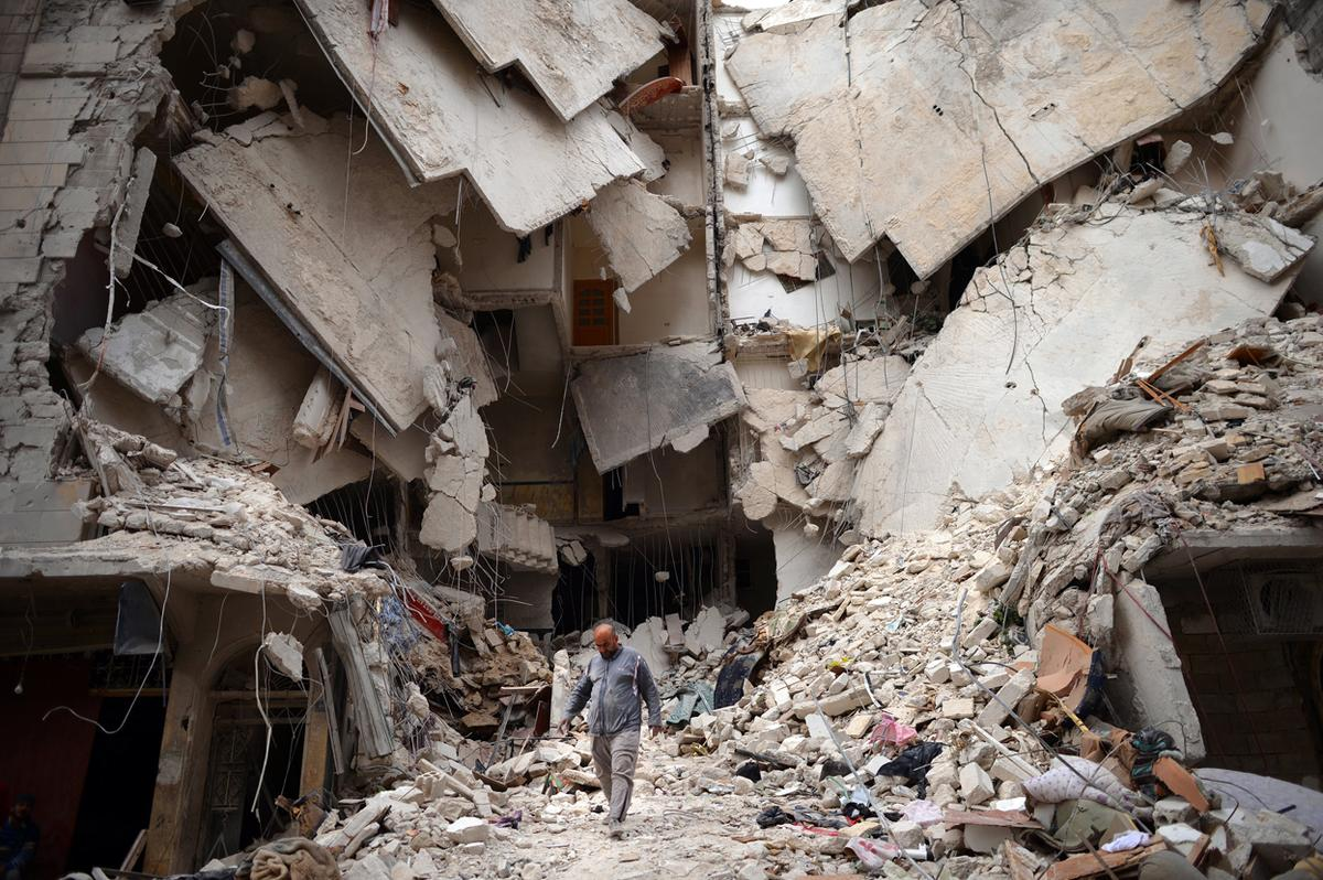 FREE Responses to the Syrian Civil War Essay