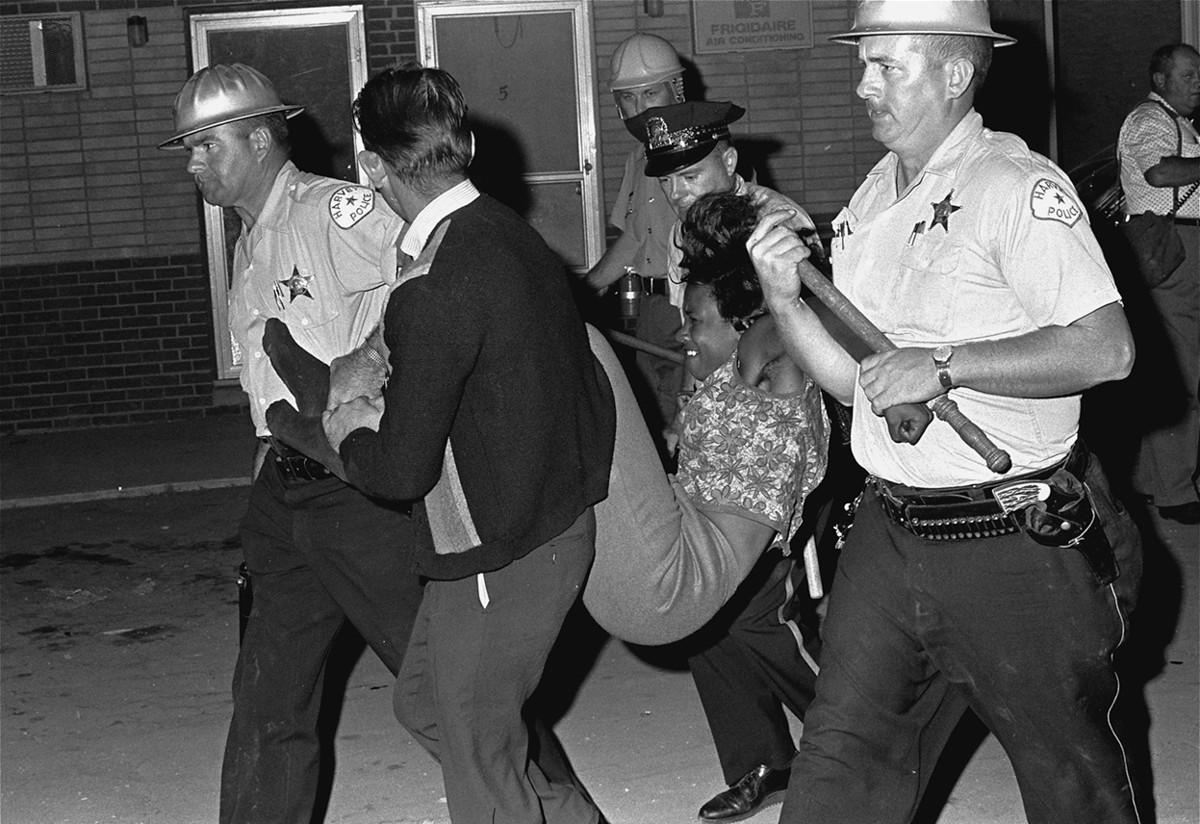1964 civil rights battles   the atlantic