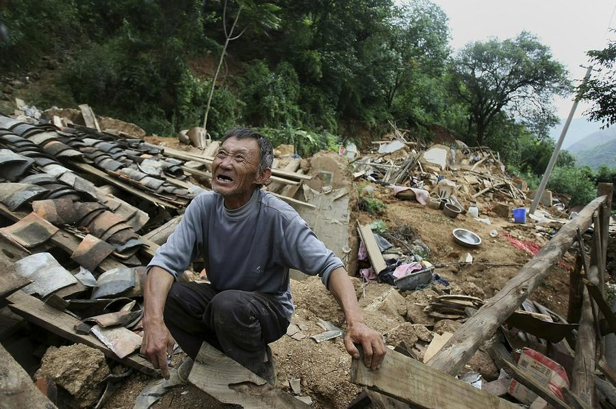 Earthquake Zones China in The Earthquake Zone of