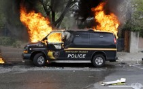 Violent Protests Erupt in Baltimore