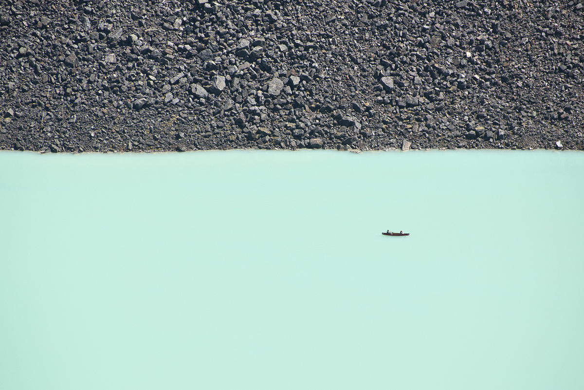 The turquoise waters of Lake Louise, Banff National Park, Alberta Canada; Ben Leshchinsky [1200 x 801]