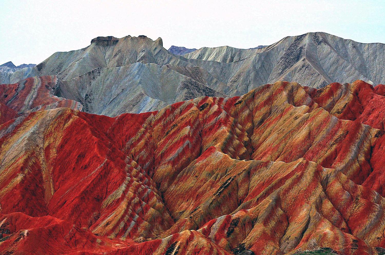 Fotos de la imponente provincia Ganzu (China)