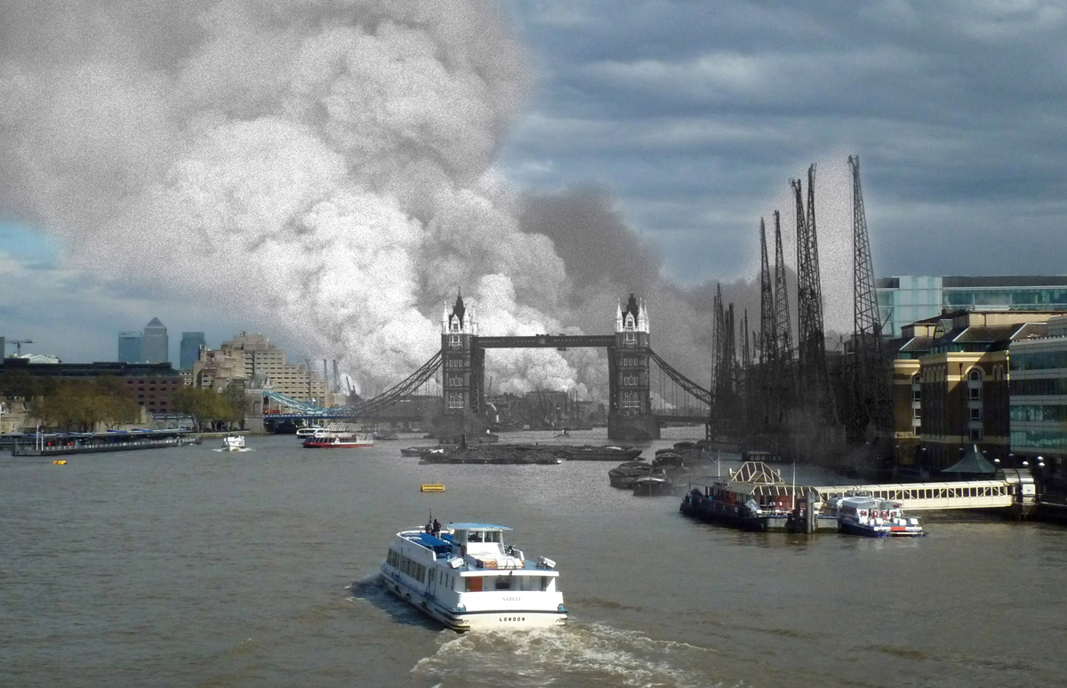 the london blitz London can take it: 10 interesting facts and figures about the london blitz you might not know mar 27, 2015 by john rabon between 7 september 1940 and 21 may 1941, nazi germany launched a.