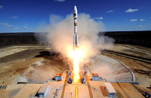Russia's New Spaceport: The Vostochny Cosmodrome