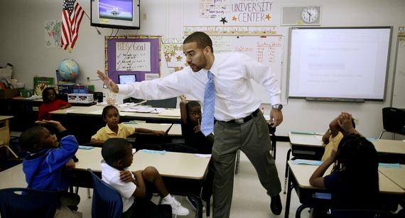 Hispanic Male Teachers Why Teachers of Color Quit