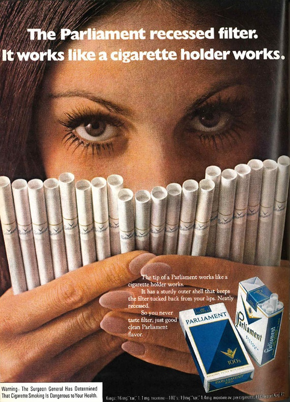 vintage cigarette ads watch the glamour fade the atlantic