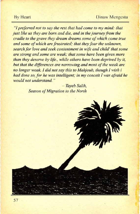 the effects of european education in season of migration to the north a novel by tayeb salih Post-colonial discourse in tayeb salih s season of migration to the north tayeb salih was born in 1929 in the northern salih's primary education was.