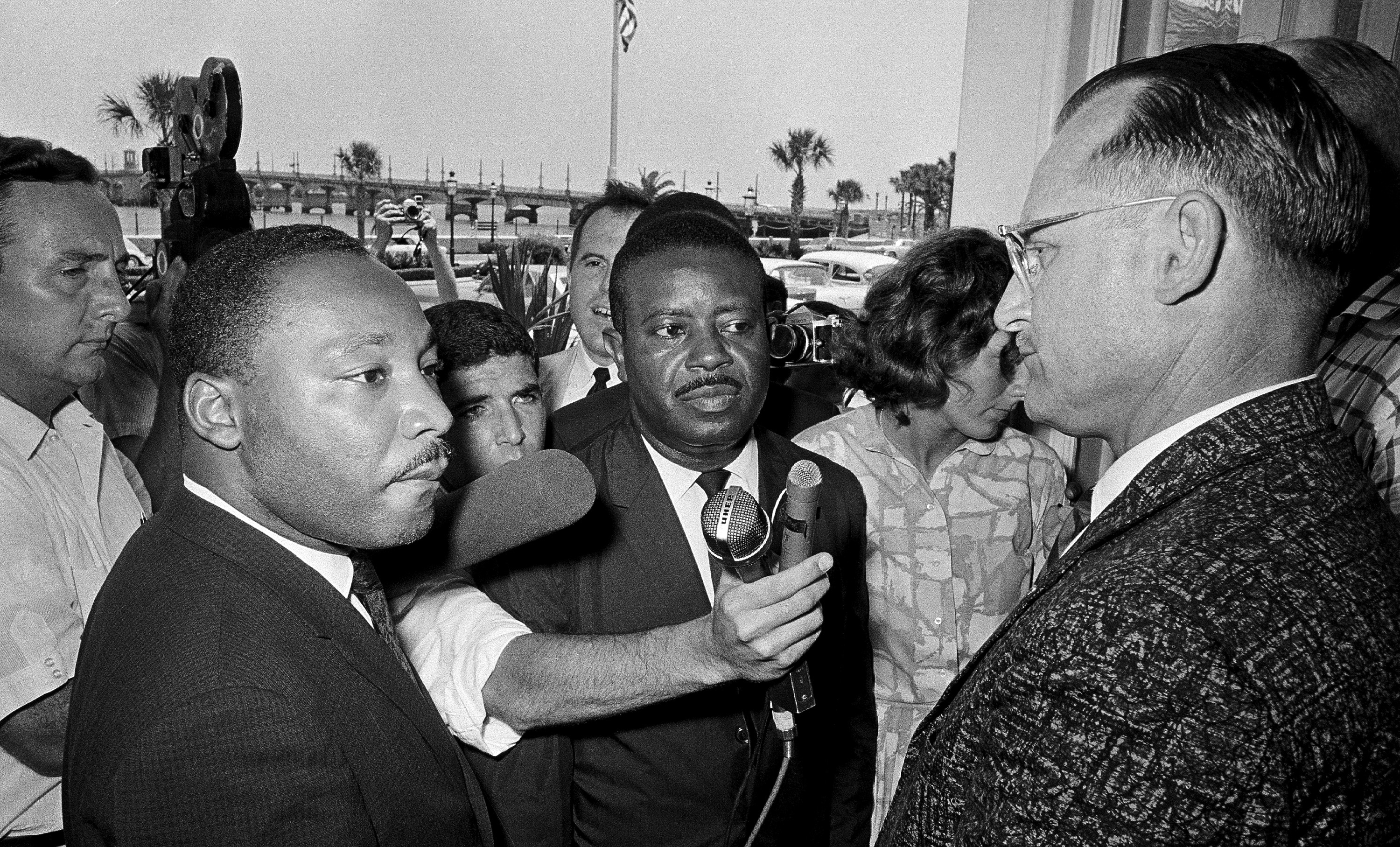 How The Fbi Tried To Block Martin Luther King S