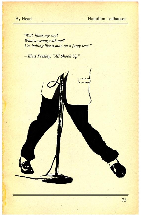 The Brilliant Nonsense of Elvis Lyrics - The Atlantic