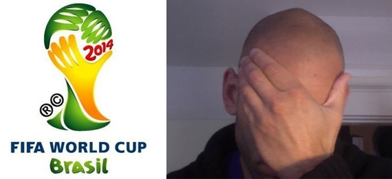 C Cup Example in the World Cup logo
