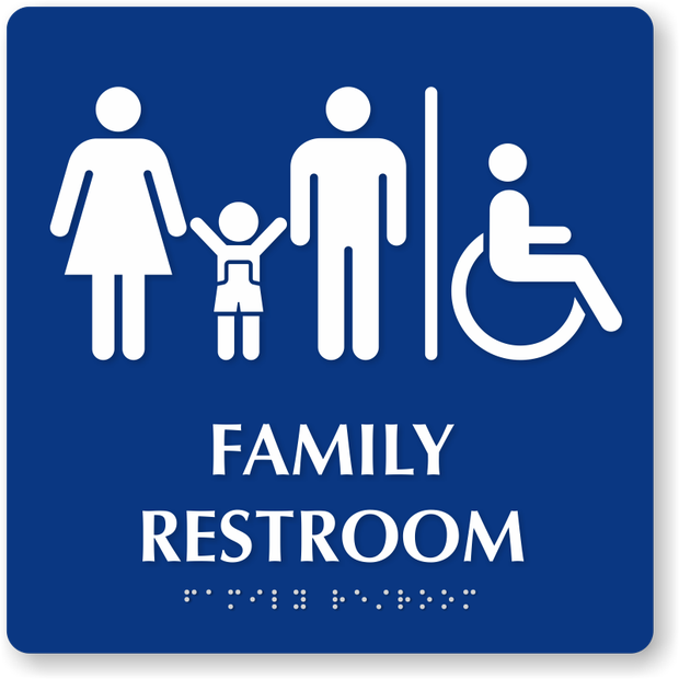 Public bathroom sign public bathrooms are gender battlegrounds mostly