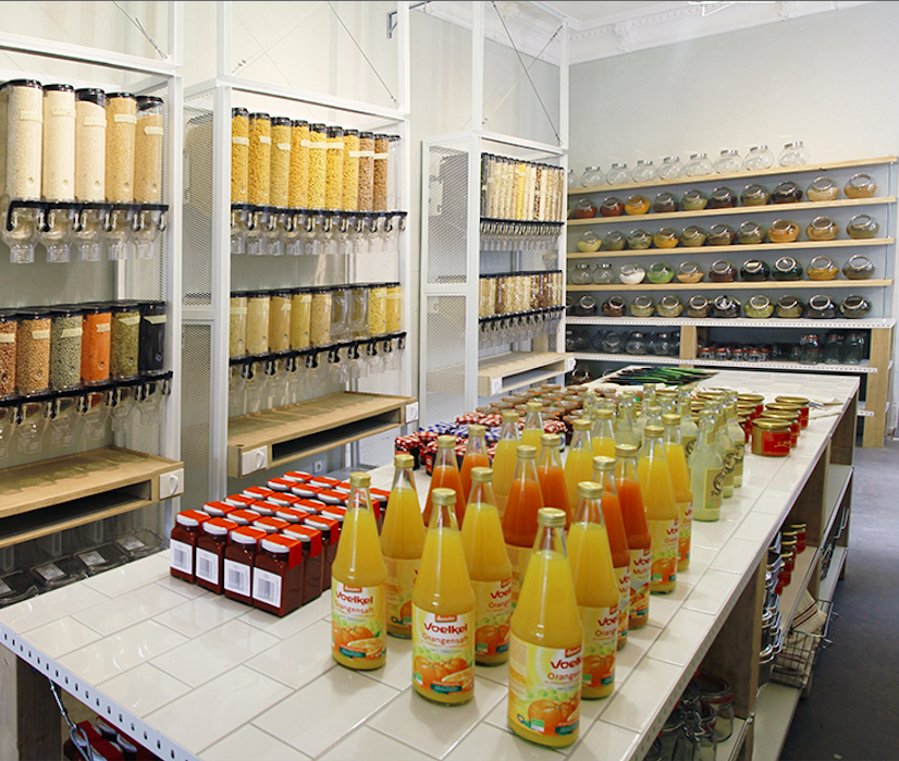 The supermarket of the future has no packaging citylab - Zero packaging grocery store ...